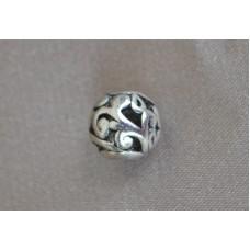 Kroglica iz tibetanskega srebra