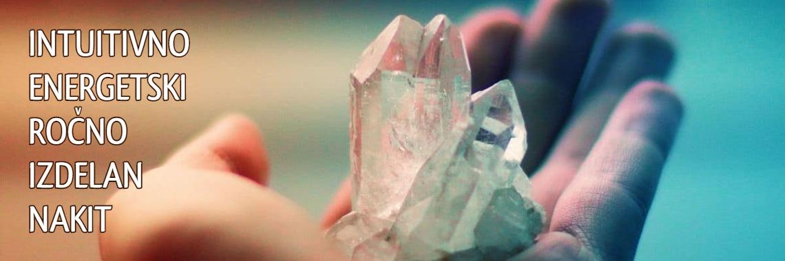 Intuitivno energetski nakit